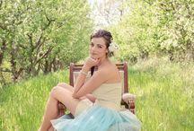 Rose Dresses: Spring 2013 / Photo:  http://harufoto.hu/