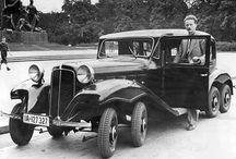 Cars-Weird, Strange & Different