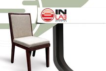 Sillas 2014 / Nueva linea de sillas de inlab muebles, fabricante de muebles para el hogar. visitanos y realiza tus compras online www.inlabmuebles.com