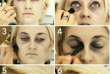 How-to Halloween Make-up