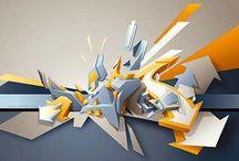 Artes em 3D - 3d art