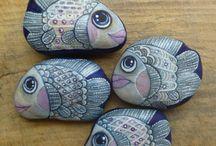 sassi pesci