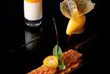 Styled desserts