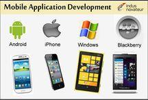 Mobile Application Development / Indus Novateur is leading Mobile Application Development Company.