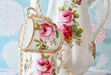 Tea Time! / All things tea. / by Angela Brown