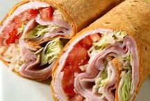 Sandwiches / by Lisa Morris