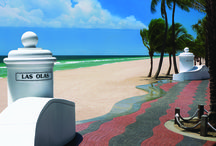 Fort Lauderdale / Admiral Mark Heinrich lives and works in Fort Lauderdale, Florida. This board is designed to show Mark's love for the city and the state of Florida. Enjoy and please share!