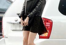 korean idol fashion (GIRLS)
