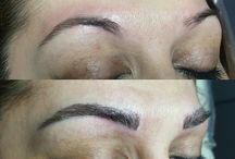 Cosmetic Tattoos and Microblading by Hailey A Kroonen / my work !