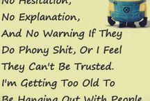 minion's quotes