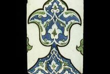 refoil - Ottoman tile.