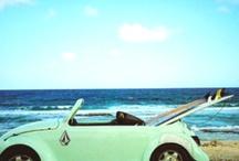 Sun,beach,surf,road trips