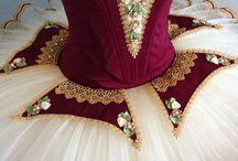 костюмы для ф.к.  гимнастики и балета