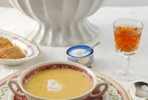 Soups and stews / by Sherry Farris-Ensminger