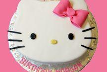 hello kitty b-day / by Lorena Gonzalez