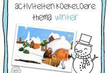 School: Thema Winter