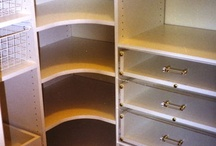 Pantry Shelving  / by Callie Montgomery