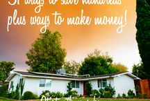 Thrifty Tips / Tips to save money in every area of life!