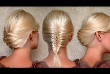 French Fishtail Braids