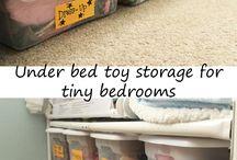 Livi's Bedroom