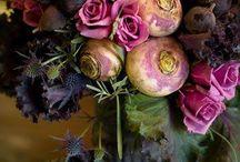 fiori frutta e verdura