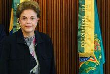 Minha presidenta linda que admiro tanto ! / Fotografias da presidenta do meu país.