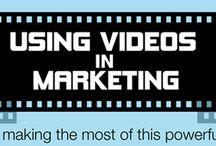 Videomarknadsföring / Bra tips och information om videomarknadsföring.