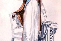 Vienna opera ball dress