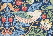 The Arts And Crafts Movement / William Morris, Arts and Crafts Home and Decoration