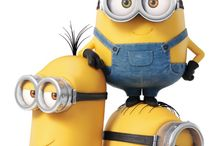 "Minions! / Do you know all those little ""monsters"", called minions? Well here you'll find a lot of them!"