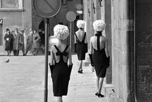 "À La Mode / ""I dress for the image. Not for myself, not for the public, not for fashion, not for men."" - Marlene Dietrich / by Pavit Braich"