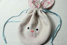 Easter bunny & company