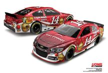 2013 Holiday Diecast  / It is getting closer to that time of year – the holidays are near and the season of giving returns! Many NASCAR drivers give all year long through their foundations and now is your chance to give along with the drivers. Check out these awesome fantasy holiday cars for some of your favorite drivers. With each sale of these great diecast, a portion of the proceeds will go to that drivers specific charity!