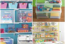 Brinquedos Organizados