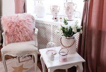 Pastele w domu / #dekoracjedomu #stylskandynawski #stylprowansalski