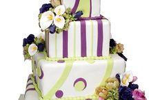 Decoracion de dulces y pasteles