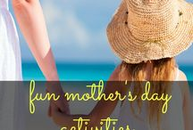 mothers Day / All things for mothers day. From mothers day brunch ideas to DIY Mothers day crafts and mothers day activities.   / by Close to Home Blog
