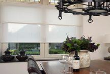 Duette gordijnen door GOEDKOOPROLGORDIJN.NL / De collectie Duette raambekleding van GOEDKOOPROLGORDIJN.NL bestaat uit een 9-tal mooie, zachte natuurtinten. Variërend van wit, off-white, crème tot donker grijs en zwart. Door de honingraatstructuur geeft deze vorm van raambekleding een zachte, elegante, luxe uitstraling.