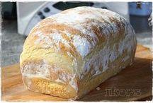 Brot selbst gebacken / Selbstgebacken schmeckt es doch am besten. Die interessantesten Ideen rund um Brot.