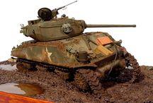 1.35 world war II models