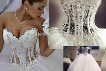 свадьба_платья невесты