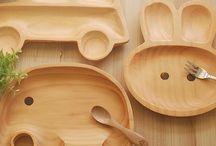 drewniane yabawki