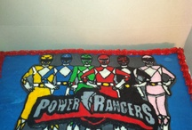 Power Ranger Party / by Shannon Weeks