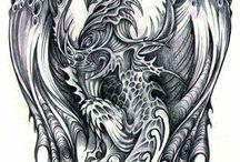 Drachen & Andersartigkeiten