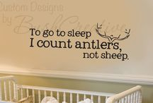 Nursery for my little man!! / by Sabrina Scanlon