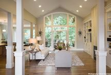 Nest Again / Inspiration for renovations and decorating mid century modern home. / by Denise Aube