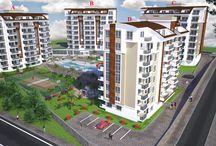 Appartementen Turkije