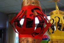 Activités thème  Chine