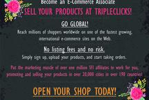 TripleClicks - Online shop