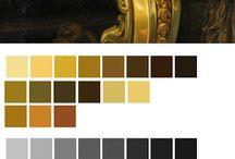 art: color palletes
